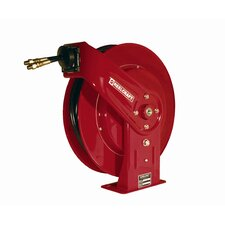 "0.25"" x 45', 3000 psi, Dual Hydraulic Reel without Hose"