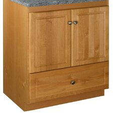 "<strong>Strasser Woodenworks</strong> Simplicity 30"" Bathroom Vanity Base"