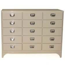 Chest 3 Columns with 15 Drawers