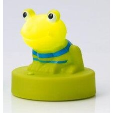 Frog Figurine Night Light