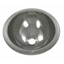 "<strong>Opella</strong> 12"" x 12"" Round Bar Sink"