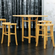 <strong>Greenington</strong> Tulip Bamboo Dining Table