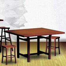 Tulip Bamboo Dining Table