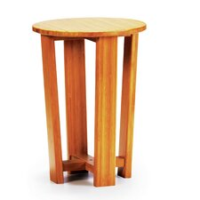 Daisy Bamboo End Table