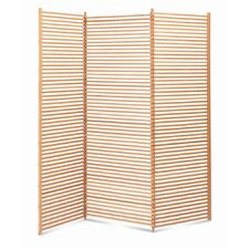 "<strong>Greenington</strong> 70.75"" x 54"" 3 Panel Room Divider"