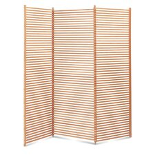 Lilac Bamboo Screen in Caramelized Finish