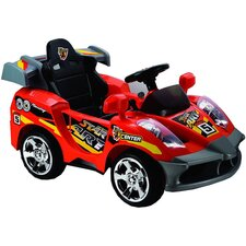 Mini Motos 6V Battery Powered Car