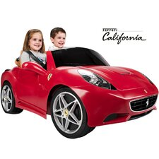 Feber Ferrari California 12V Battery Powered Car
