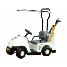 NPL Junior 6V Battery Powered Golf Cart Car