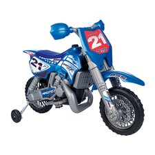 Boy's SXC 6V Big Toys Dirt Bike