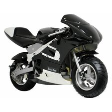 "MotoTec 24"" Gas Pocket Bike"