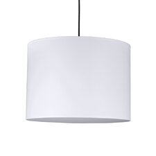 <strong>Lights Up!</strong> Meridian 2 Light Large Drum Pendant