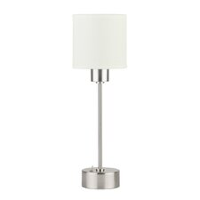 "Cancan Mini 11"" Table Lamp with Drum Shade"