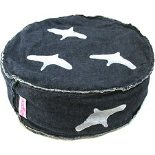 <strong>Kittypod</strong> Denim Koosh Cat Bed