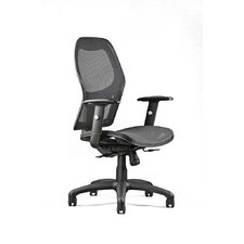 Right Chair, High Mesh Back and Mesh Seat