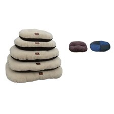 Bed Reversible Basket/Kennel Cushion