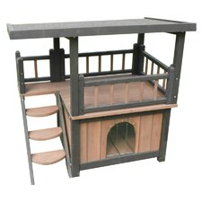 Veranda Cat House