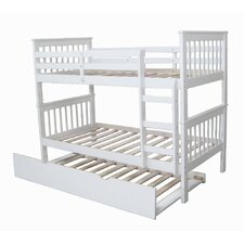 Monza Timber Bunk Bed