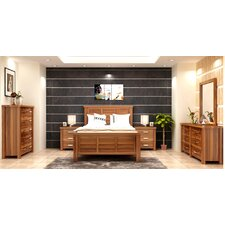 Syringa Bay 4 Piece Bedroom Suite
