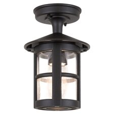 Hereford 1 Light Flush Lantern
