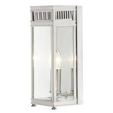 Holborn 1 Light Outdoor Wall Flush Light