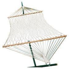 Chambers Island 2-Point Cotton Rope Hammock