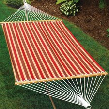 <strong>Algoma Net Company</strong> Fabric Hammock with Stand