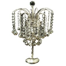 Jewellery Crystal Table Lamp