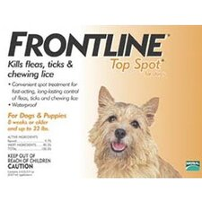 Top Spot Flea & Tick Medication For Dogs