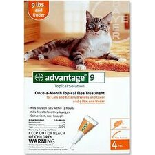 II Flea Medication For Cats