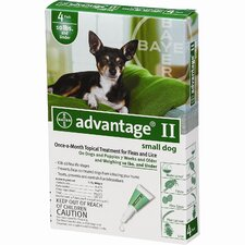Dog Flea Treatment  (4 Pack)