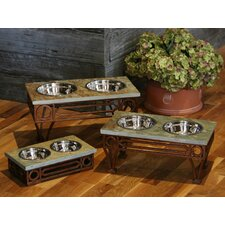 Wescott Dining Table Pet Feeder