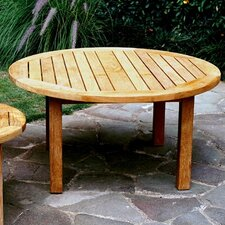 Canterbury Round Coffee Table