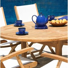 <strong>Three Birds Casual</strong> Teak Chelsea Riviera 4 Piece Dining Set