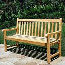 Classic Teak Garden Bench