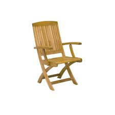 <strong>Three Birds Casual</strong> Braxton Folding Arm Chair