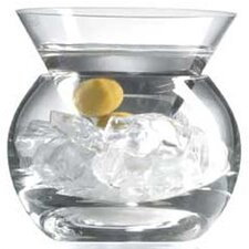 Stemware Distiller 6 oz. Martini Chiller Glass