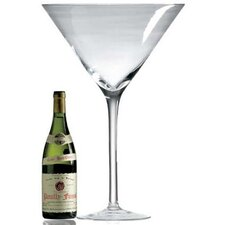 <strong>Ravenscroft Crystal</strong> Essential Accessories 224 oz. Maxi Martini Glass