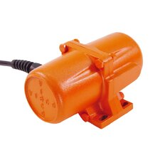 3 Amp 12 Volt DC Powered Concrete Vibrator Motor with 60 lbs of Force