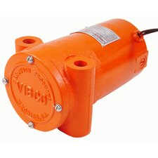 22 Amp 12 Volt DC Powered Mobile Vibrator Motor with 400 lbs of Force