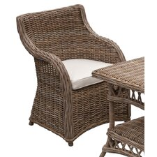 Roma Wicker Armchair