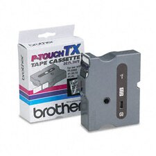 P-Touch Tx Tape Cartridge for Pt-8000, Pt-Pc, Pt-30/35, 1W