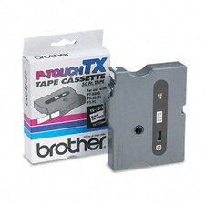 P-Touch Tx Tape Cartridge for Pt-8000, Pt-Pc, Pt-30/35, 1/2W