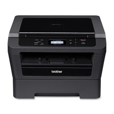 Versatile Laser Printer with Wireless Networking and Duplex
