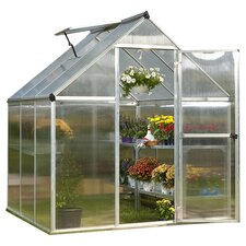 <strong>Poly-Tex</strong> Nature Twin Wall Polycarbonate Greenhouse