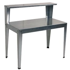 <strong>Poly-Tex</strong> Galvanized Steel Potting Bench