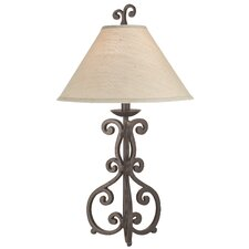 """PCL Barcelona 30"""" H Table Lamp with Empire Shade"""