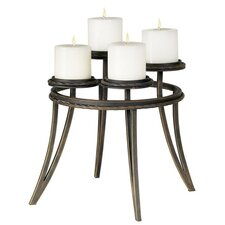 <strong>Pacific Coast Lighting</strong> South Fork Metal Candelabra