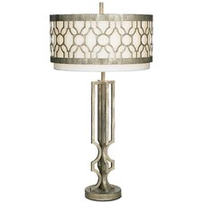 Gallery City Circles 1 Light Table Lamp