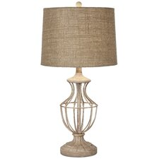 "Essentials 26.5"" H Hampton 1 Light Table Lamp"